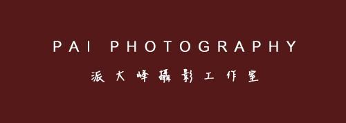 派大峰攝影工作室 PAI PHOTOGRAPHY | 婚禮紀實/自助婚紗/海外婚紗 logo